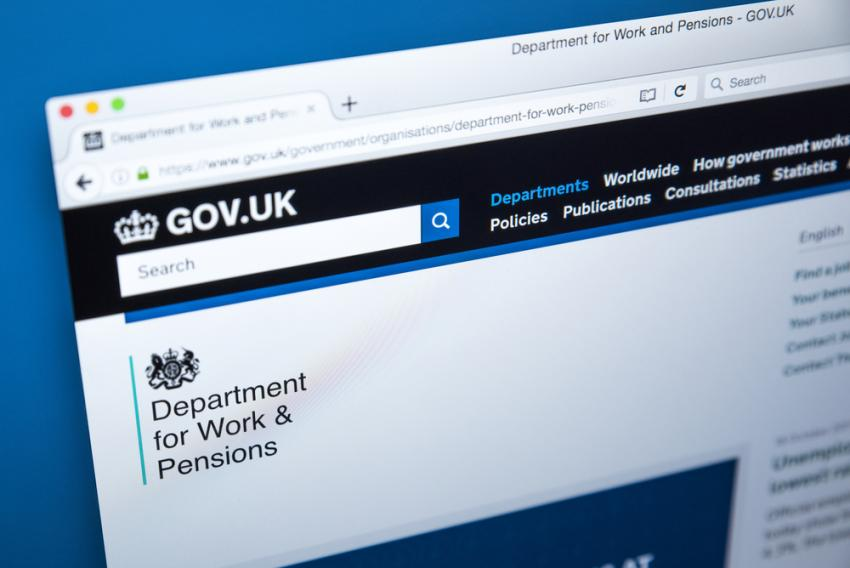 department-of-work-and-pensions