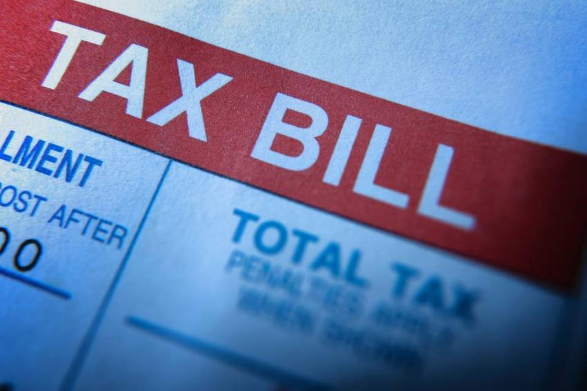 higher tax bills