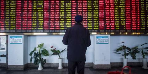 Stocks-China