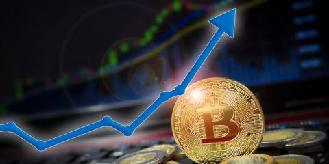 crypto-currencies-rise